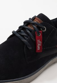 s.Oliver - Casual lace-ups - navy - 5