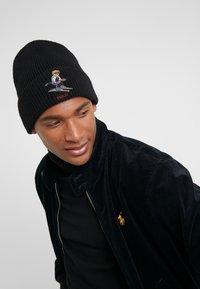 Polo Ralph Lauren - SKI BEAR - Mütze - black - 1