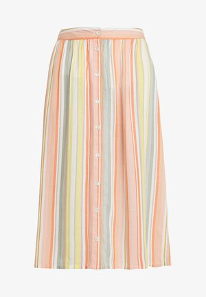 KIRA SKIRT - A-line skirt - peach