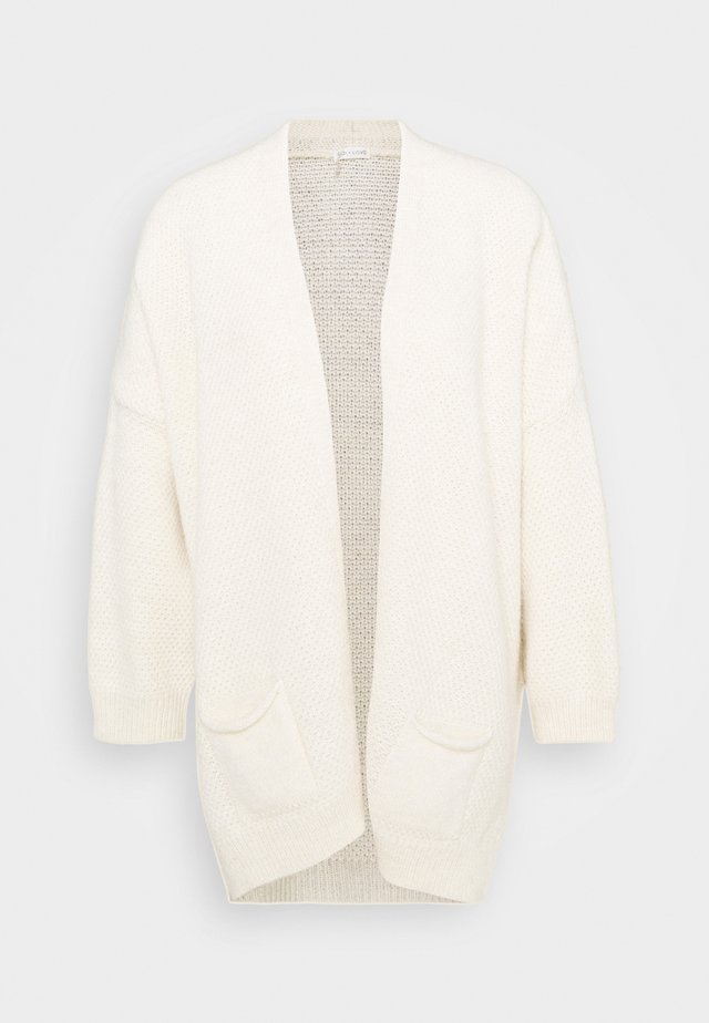 CHARLOTTE - Cardigan - off white