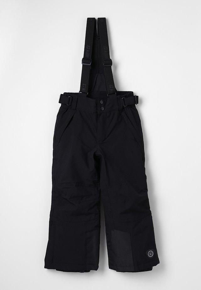 GAUROR UNISEX - Pantaloni da neve - schwarz