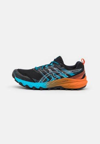 GEL-TRABUCO 9 - Trail running shoes - black/white