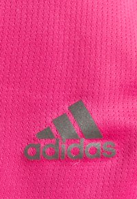 adidas Performance - RUN IT TEE - T-shirts - semi solar pink - 2