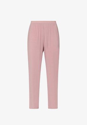 Nattøj bukser - rose