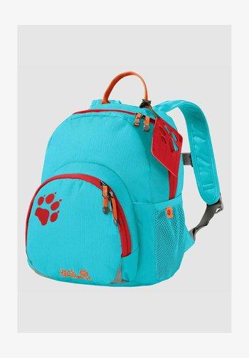Backpack - blue capri
