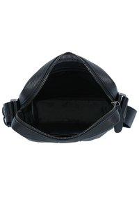 Braun Büffel - TURIN  - Across body bag - black - 4
