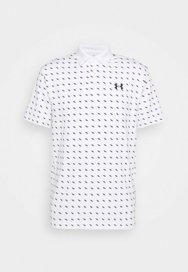 PLAYOFF 2.0 - Polo shirt - white