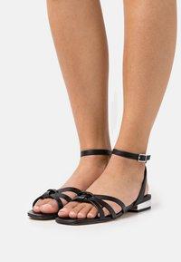 MICHAEL Michael Kors - BRINKLEY  - Sandals - black - 0