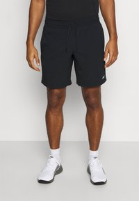 Reebok - SHORT - Sports shorts - black - 0