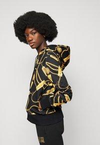 Versace Jeans Couture - Bluza rozpinana - black - 3