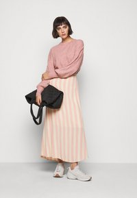 Won Hundred - CAROL - A-line skirt - coral cloud - 1