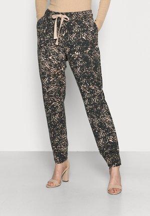 SALINAI PANT - Tracksuit bottoms - graphic  grey