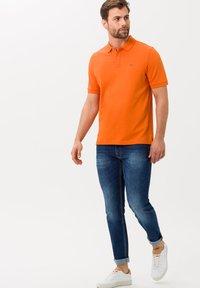 BRAX - STYLE PETE - Polo shirt - dark red - 1