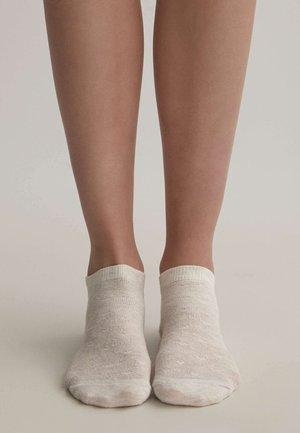 5PACK - Sokken - beige