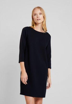 DRESS - Jersey dress - midnight blue