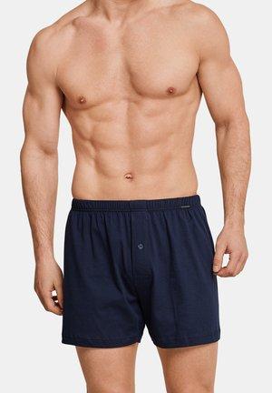 4ER PACK - Boxershort - schwarz / dunkelblau