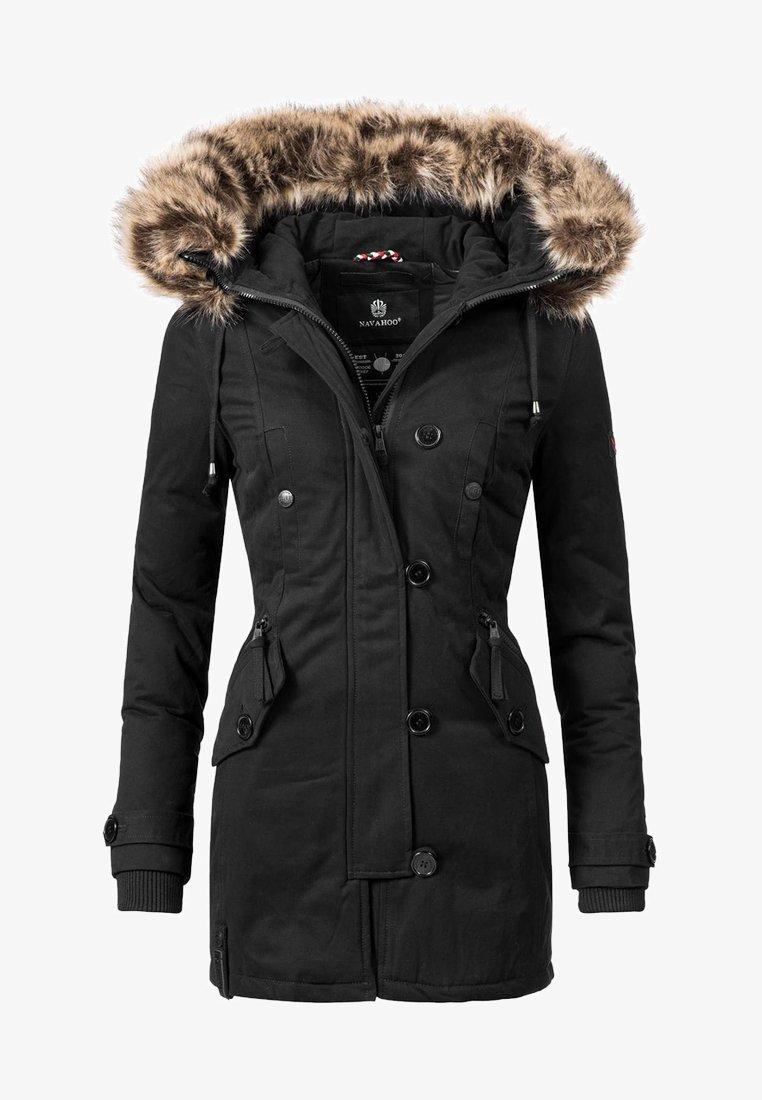 Navahoo - PAULINE - Winter coat - black