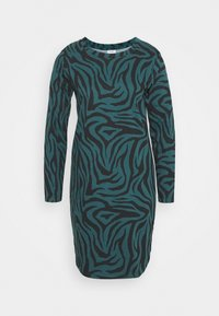 JDY - JDYIVY LIFE DRESS - Day dress - atlantic deep/black - 0