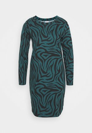 JDYIVY LIFE DRESS - Day dress - atlantic deep/black