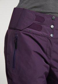 PYUA - Trousers - shadow purple - 4