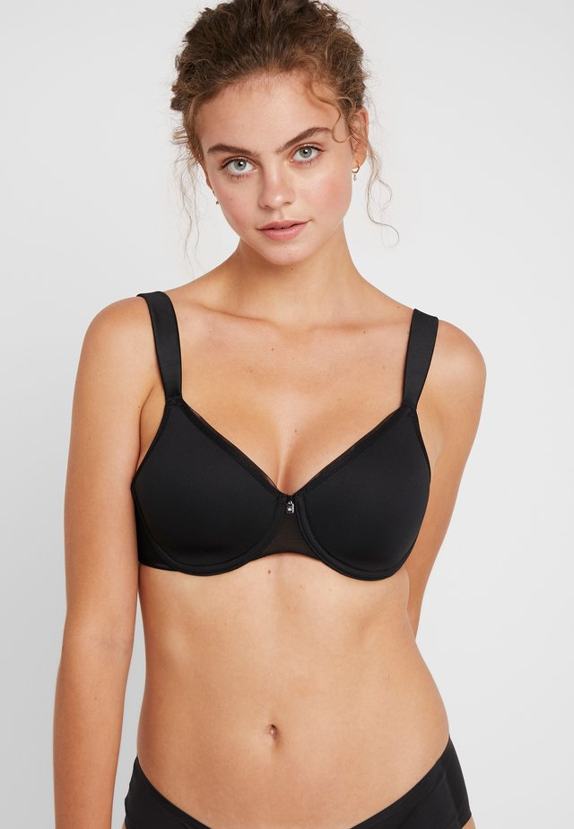 TRUE SHAPE SENSATION - T-paitaliivit - black