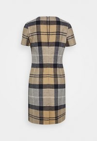 Barbour - DEE DRESS - Pouzdrové šaty - oatmeal - 1