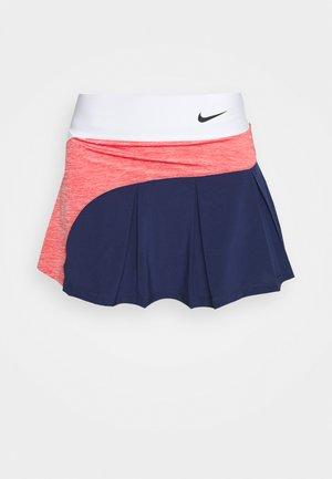 SKIRT HYBRID - Sports skirt - white/binary blue/university red/black