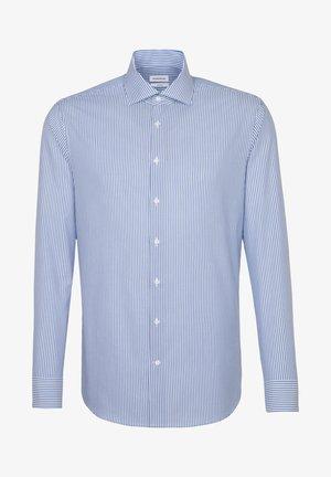 SHAPED FIT - Shirt - blue