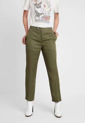 DAPHNE - Pantaloni - trench