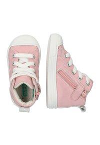 Bunnies - FRANS FERM  - High-top trainers - pink - 4