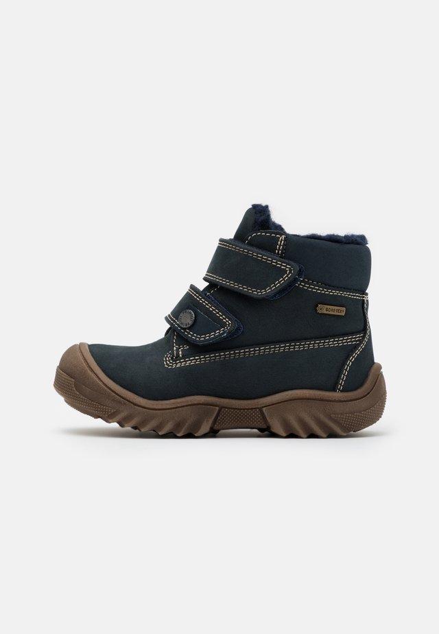 PMB GTX UNISEX - Snowboots  - blu scuro
