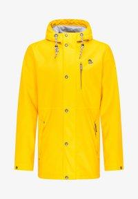 Schmuddelwedda - Waterproof jacket - senf - 4