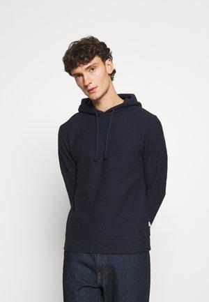 JJSHELBYS HOOD - Sweatshirt - navy blazer