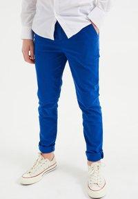 WE Fashion - Chino - cobalt blue - 1