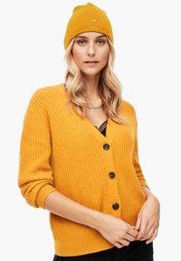 s.Oliver - Beanie - yellow - 0