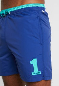 Hackett London - VOLLEY - Surfshorts - dark blue - 3