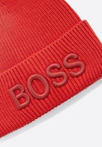 BOSS - AFOX - Beanie - orange - 4