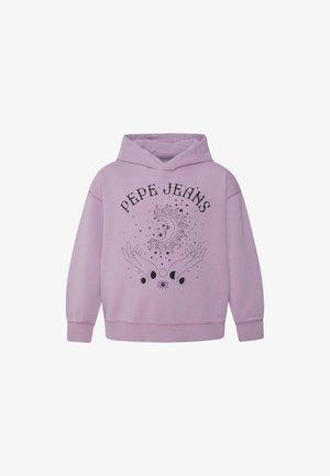 Sweatshirt - light lilac