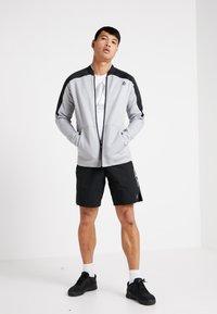Reebok - ONE SERIES TRAINING TRACK JACKET - Training jacket - grey - 1