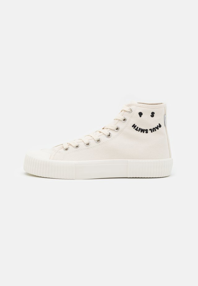 KIBBY - High-top trainers - white