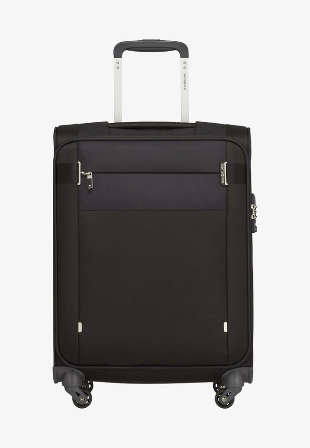 CITYBEAT - Wheeled suitcase - black
