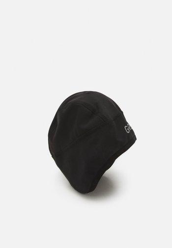 GORE® C3 GORE® WINDSTOPPER® HELMET CAP - Mütze - black