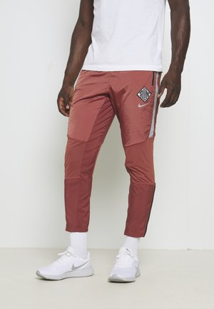 ELITE PANT - Pantalon de survêtement - claystone red/reflective silver