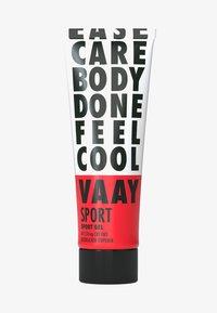 VAAY - SPORT CBD SPORTS GEL - Moisturiser - - - 0