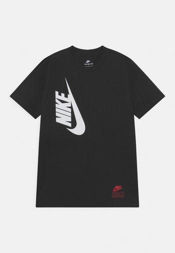TEE AMPLIFY  - Print T-shirt - black