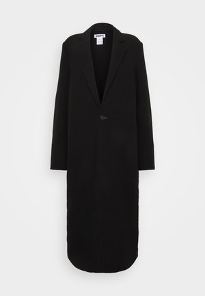 COVER COAT - Classic coat - black