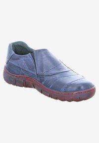 Kacper - Slip-ons - blue/red - 5