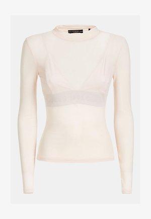 GABRIELLE - Long sleeved top - rose