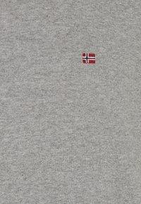 Napapijri - BALIS - Sweatshirt - medium grey melange - 6