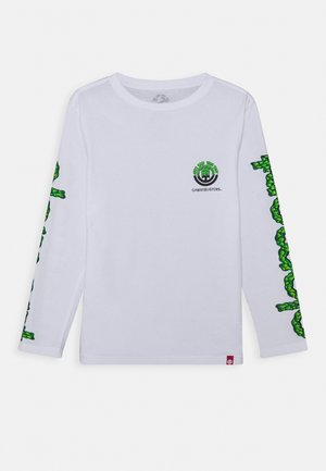 GHOSTBUSTERS X ELEMENT PROTON COMBO BOY - Longsleeve - optic white